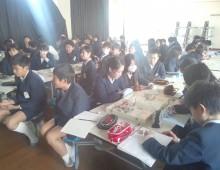 薬物乱用防止教室 幕山小学校