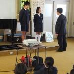 薬物乱用防止教室 野々浜小学校4